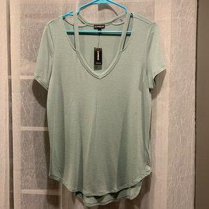 Brand new express t shirt